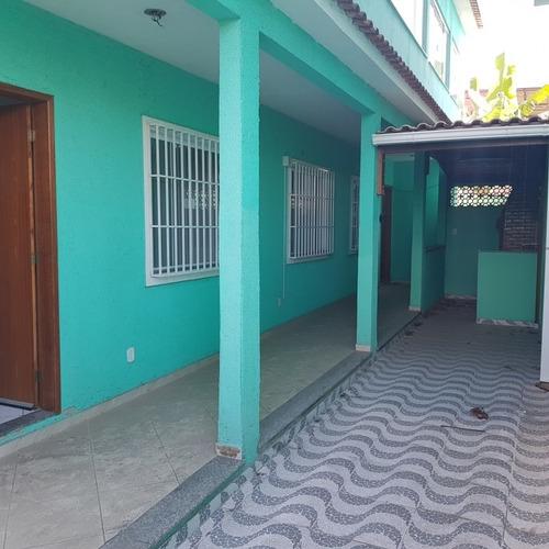 Imagem 1 de 18 de Casa Para Venda No Laranjal Em São Gonçalo - Rj - 1611