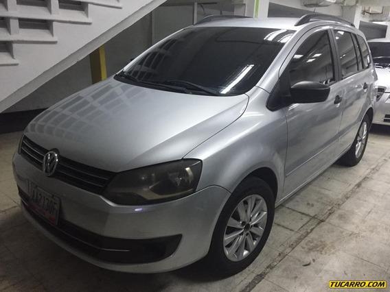 Volkswagen Spacefox Sport Wagon