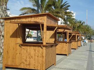 Kioscos Gastronomicos Casas De Madera Tiny House Stands