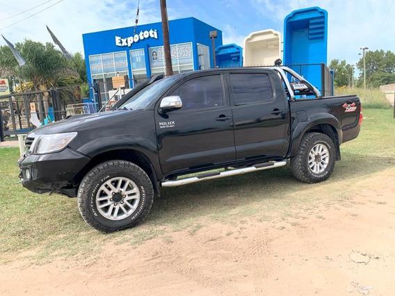 Toyota Hilux Srv 4x4 Unico Dueño