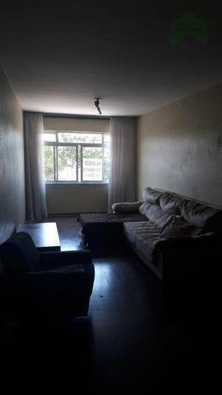 Apartamento Para Alugar, 110 M² Por R$ 2.900,00/mês - Butantã - São Paulo/sp - Ap0846