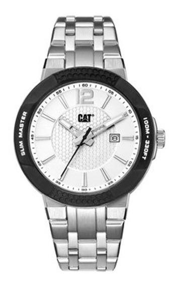 Reloj Análogo Marca Caterpillar Modelo: Sh14111232 Color Pla