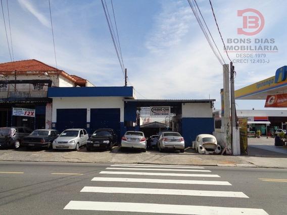 Galpao - Vila Re - Ref: 5799 - V-5799