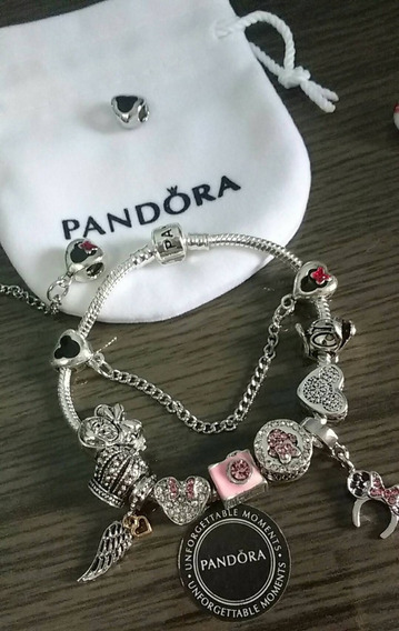 Pulseira Estilo Pandora New Fashion