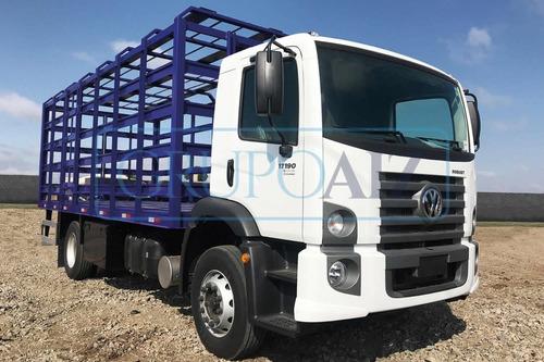 Caminhão Gaiola De Gás Vw 17.190 Robust 0 Km 21/22