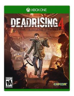 Dead Rising 4 - Juego Físico - Xbox One - Megagames