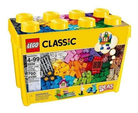 Lego Classic Caixa Grande De Peças Criativas 10698