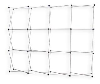 Banner Stand Dispay Muro Expandible Portatil 300x225 Cm