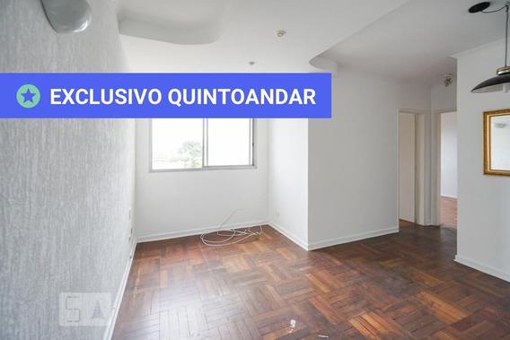 Apartamento No 1º Andar Com 2 Dormitórios E 1 Garagem - Id: 892953099 - 253099