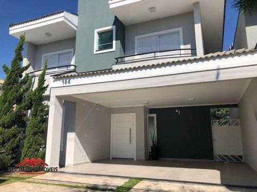 Imagem 1 de 18 de Casa Com 3 Dormitórios À Venda, 253 M² Por R$ 1.105.000,00 - Caminho Novo - Taubaté/sp - Ca0538