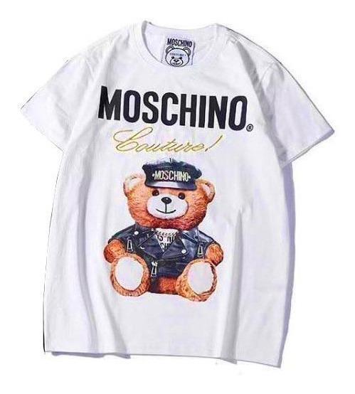 Envío Gratis Playera Oso Moschino Couture Edicion Especial