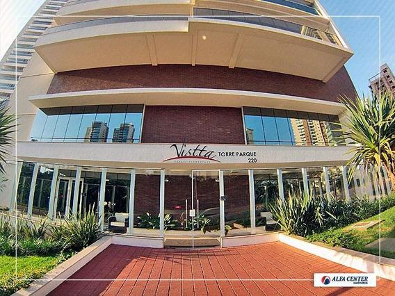 Apartamento Com 4 Dormitórios À Venda, 181 M² Por R$ 1.275.000,00 - Jardim Goiás - Goiânia/go - Ap1022