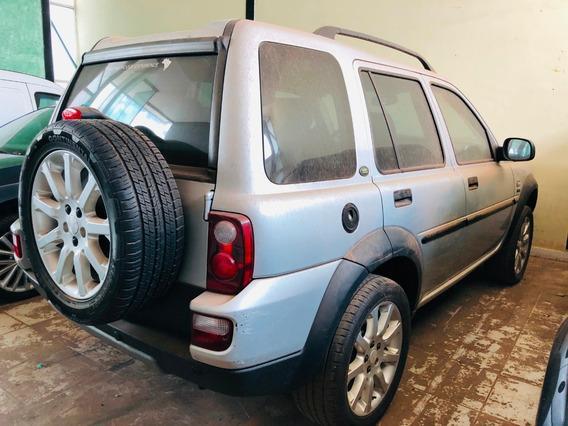 Sucata Frelander Land Rover R$14.000