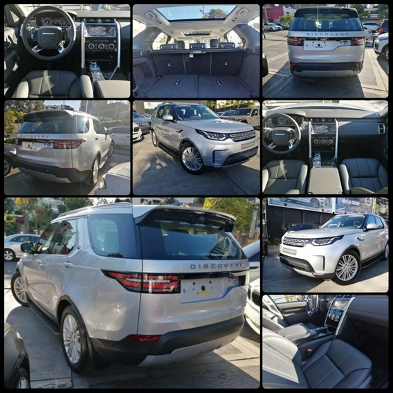 Land Rover Discovery Hse 4x4 Ful Time