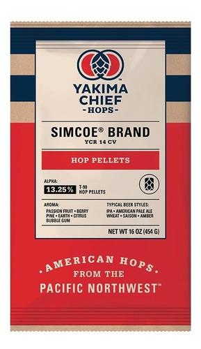 Lupulo Yakima Chief 454gr(1lb) Simcoe T90
