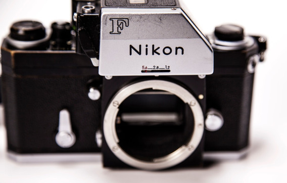 Câmera Nikon F