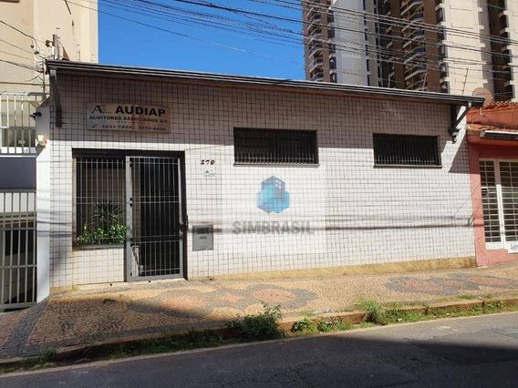 Casa Centro, Ideal Para Escritório - Ca1333