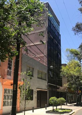 Funcional Y Súper Ubicado Edificio De Oficinas En La Condesa
