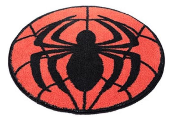 Tapete Redondo Homem Aranha Vingadores Miniso