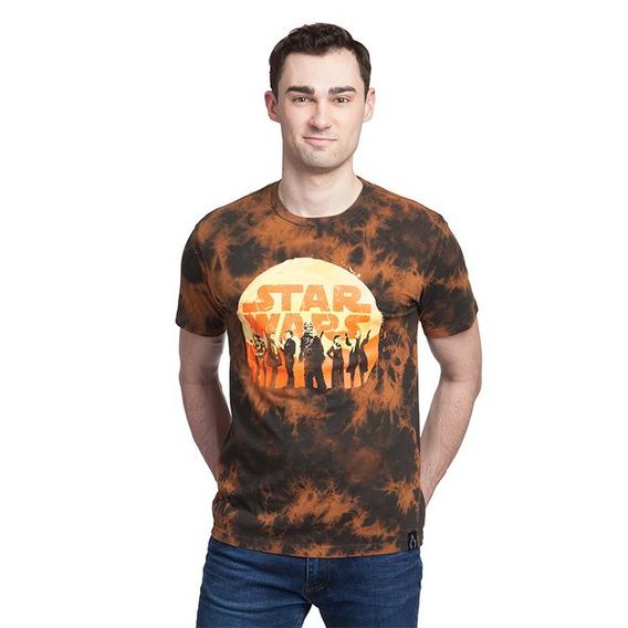 Star Wars Han Solo Playera Talla S Oficial