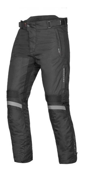 Pantalon Moto Protecciones Impermeable Motorman Lancer