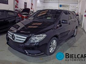 Mercedes-benz Clase B B200 Como Nuevo Permuto Financio
