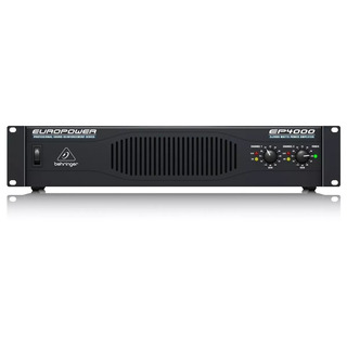 Amplificador De Potencia Behringer Europower Ep4000 P