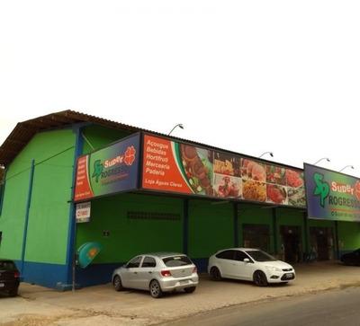 Galpã£o No Aguas Claras - 125463