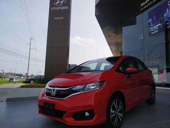 Honda Fit 2018 Hit Cvt 1.5l Automático