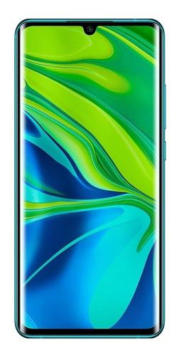 Imagen 1 de 4 de Xiaomi Mi Note 10 Dual SIM 128 GB verde aurora 6 GB RAM