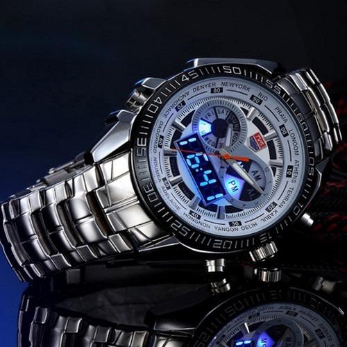 Promoção Relógio Esportivo Tvg Led Original Pronta Entrega