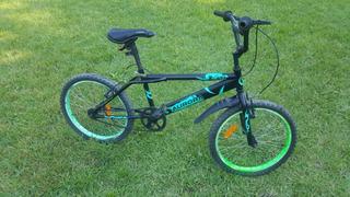 Bicicleta Aurora B M X Rodado 16 Infantil