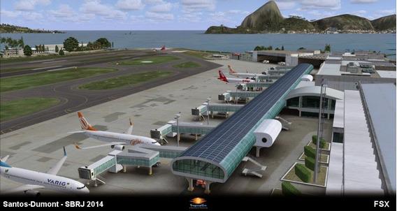 Fsx/p3d - Super Pacote De Melhorias Para Flight Simulator X