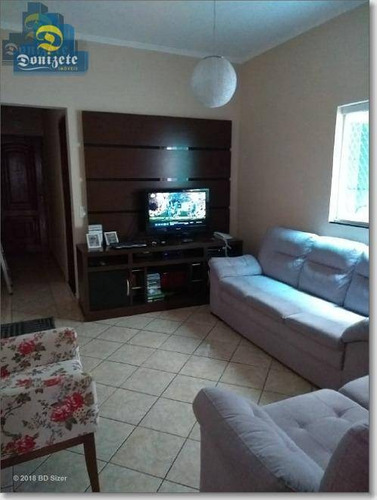 Cobertura Com 4 Dormitórios À Venda, 176 M² Por R$ 509.000,00 - Vila Valparaíso - Santo André/sp - Co1492