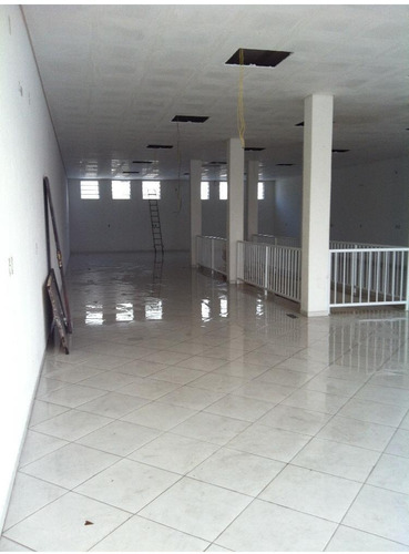 Salão Para Alugar, 230 M² Por R$ 5.900,00/mês - Vila Galvão - Guarulhos/sp - Sl0005