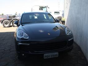 Porsche Cayenne 2015/2016 Preto