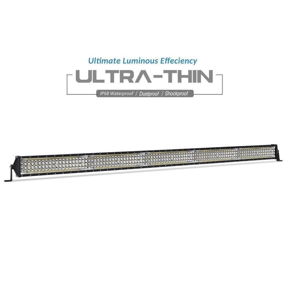 Barra Led 52 Pulgadas Recta Slim 5440w