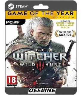 The Witcher 3 Wild Hunt Year Pc Steam Local