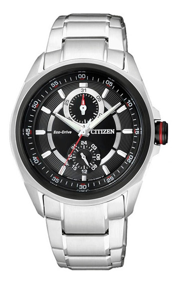 Relógio Citizen Masculino Eco Drive Bu3004-54e / Tz30375t