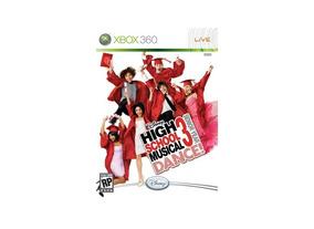 Jogo High School Musical 3 Senior Year Xbox360 Ntsc Em Dvd