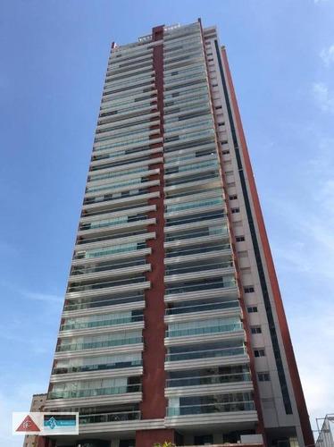 Imagem 1 de 30 de Apartamento Com 4 Dormitórios À Venda, 280 M² Por R$ 2.950.000,00 - Tatuapé - São Paulo/sp - Ap5831