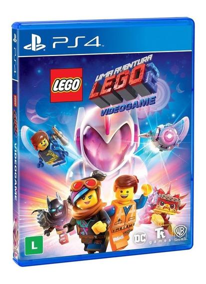 Uma Aventura Lego 2 - Ps4 - Novo - Mídia Física - Lacrado