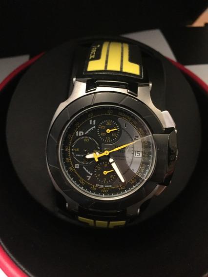Relógio Tissot T-race Motogp Automático Limited Edition 2012