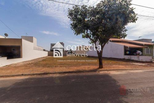 Imagem 1 de 10 de Terreno À Venda, 300 M² Por R$ 260.000,00 - Condomínio Campos Do Conde Ii - Paulínia/sp - Te0428