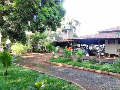 Chácara Em Quinta Dos Sonhos, Abadia De Goiás/go De 510m² 3 Quartos À Venda Por R$ 500.000,00 - Ch238899