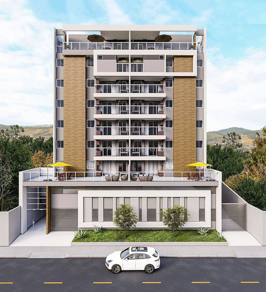 Ref.: 2012 - Lançamento De Apartamento De 2 Quartos No Bairro São Pedro Ao Lado Da Ufjf - 2284