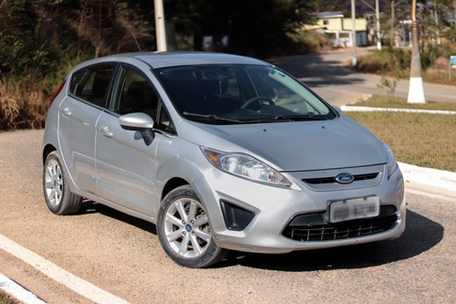 Ford New Fiesta Se 1.6 2012 Flex 16v