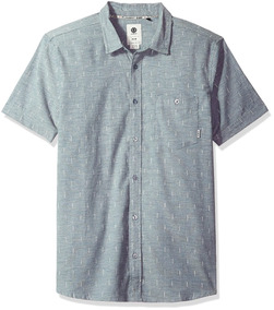 Element Camisa Manga Corta Talla M, Envio Gratis (rain Dot)