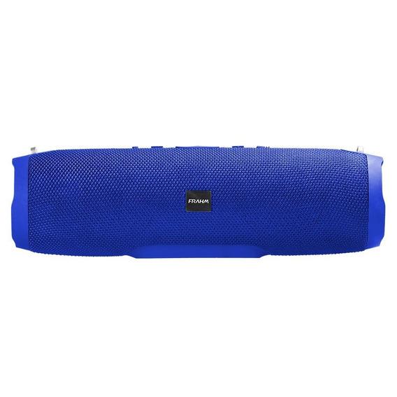 Caixa Portátil Soundboxone 2x2,5 Polegadas 36w Azul Frahm