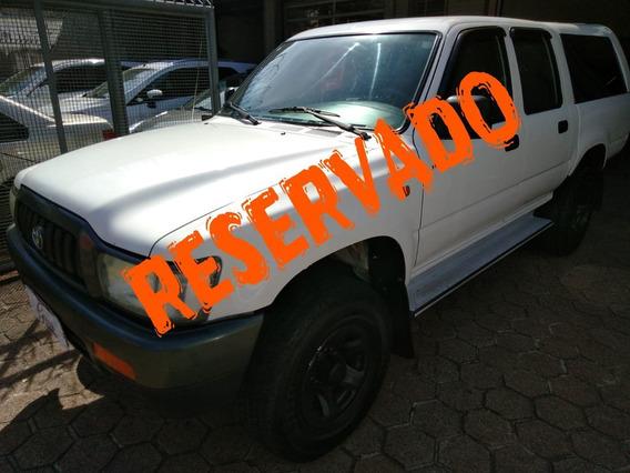 Toyota Hilux 2.7 Dx 4x2 Cd 16v Gasolina 4p Manual